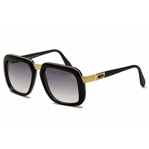 9e33bed1691b Cazal 616 001SG Black Gray Gradient Vintage Sunglasses 56 mm