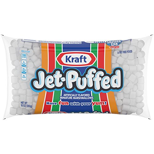Jet-Puffed Mini Marshmallows (10 oz Bag)