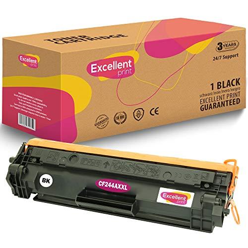 Excellent Print CF244A 44A XXL Compatible Cartucho de Toner para HP Laserjet Pro MFP M15 M16 M28