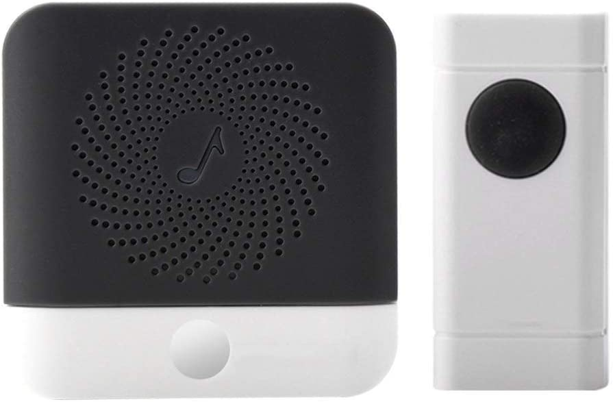 Ranking TOP1 ZLDCTG Under blast sales Wireless Doorbell Waterproof at Chime Operating
