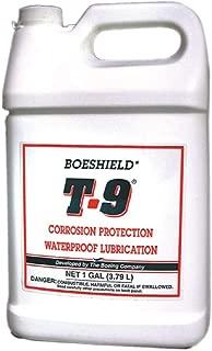 BOESHIELD T-9 Rust & Corrosion Protection/Inhibitor and Waterproof Lubrication, 1 Gallon Jug