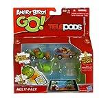 Angry Birds - Teleport, pack de juego de construcción (Hasbro A6181E27) , color/modelo surtido