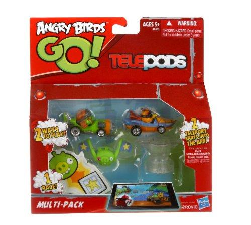 Hasbro Angry Birds- Angry Birds Confezione Gioco di Costruzione, A6181