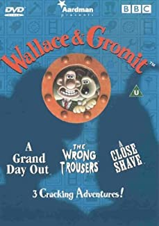 Wallace & Gromit - 3 Cracking Adventures!