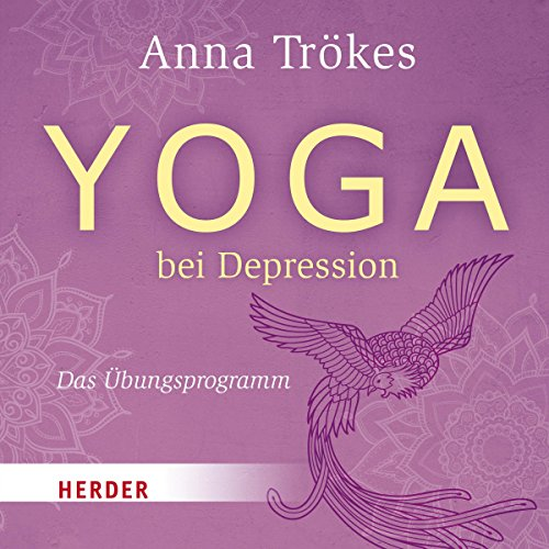 Yoga bei Depression audiobook cover art
