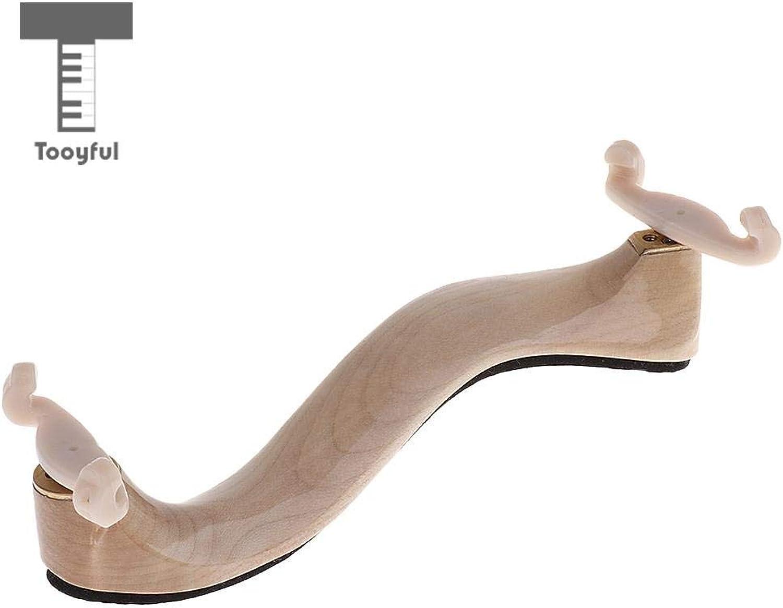 Value5Star  Adjustable Fiddle Shoulder Rest Padding Support Holder Violin Faddle Parts