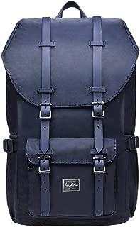 KAUKKO 30L Platinum Black Laptop Backpack (PLT77)