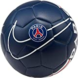 Nike PSG Prestige Soccer Ball SC3771 Mixte Adulte, Bleu (midnight navy/university red/white), 5