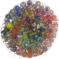 Top quality ,Toy Marbles/Glass Marbles Ball/Aquarium Decorations , Excellent Sling Shot Ammo! Use for aquarium and for playing , Also for sling shot, Can be use as show piece in aquarium , Shining marbles aquarium marble stones for fish tank , These ...