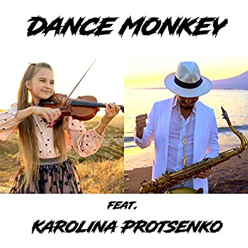 DANCE MONKEY (Sax & Violin)