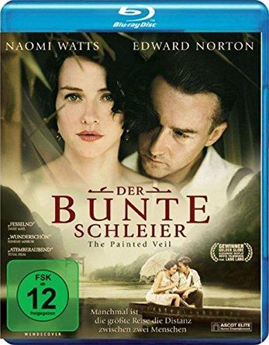 Der bunte Schleier [Blu-ray]