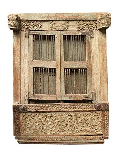 Inde avec fensterportal box 130 ans unique
