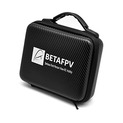 BETAFPV Backpack Carrying Hülle Blade Inductrix Storage Box with Foam Liner for Tiny Whoop Eachine E010 etc