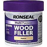Ronseal MPWFN465 465 g Stucco riempitivo per legno, multiuso per vasca da bagno, colore: naturale