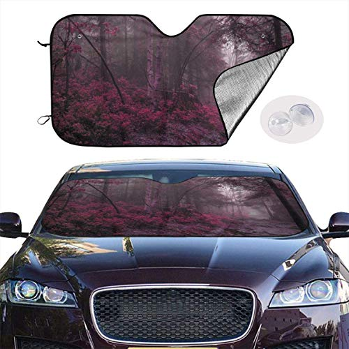 Protect Kids From Sun Glare Universal Fit For Most Cars ATPWONZ Car Window Shade for baby Full Sun Protection And UV Ray Blocking 5 Packs Breathable Mesh Side And Rear Window Sunshade Clings