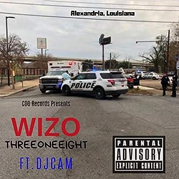ThreeOneEight (feat. DJ CAM)