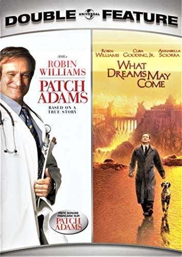 Patch Adams & What Dreams May Come / (Ws) [DVD] [Region 1] [NTSC] [US Import]