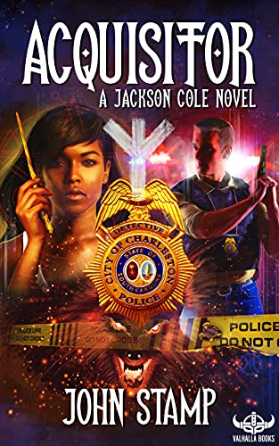 Acquisitor: A Jackson Cole Novel Book 2 by [John Stamp, Valhalla Books Publisher]