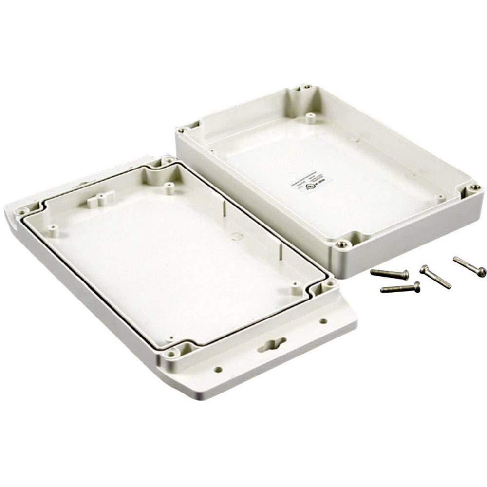 Super sale period limited Hammond Enclosure PCB Panel din Popularity 1555J2F42GY - Rail Gray Pc