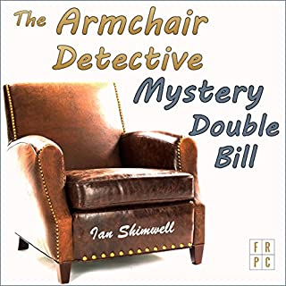 The Armchair Detective Mystery Double Bill: Special Editions audiobook cover art