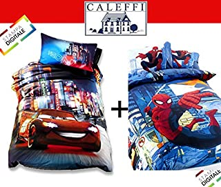 Copripiumino Toy Story Caleffi.Amazon It Lenzuola E Copripiumini Disney