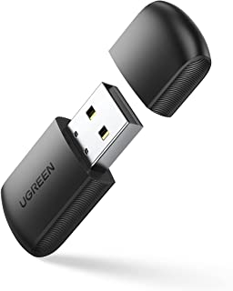 UGREEN USB WiFi Adapter for Desktop PC AC650 5G 2.4G Dual Band WiFi Dongle Mini Wireless USB Computer Network Adapter Comp...