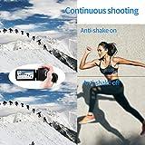 Videokamera Camcorder 2.7K 42MP Videokamera 18X Zoom Camcorder Full HD mit Drehbarem 3,0-Zoll-Bildschirm Videokamera für YouTube Fernbedienung, Webcam - 4