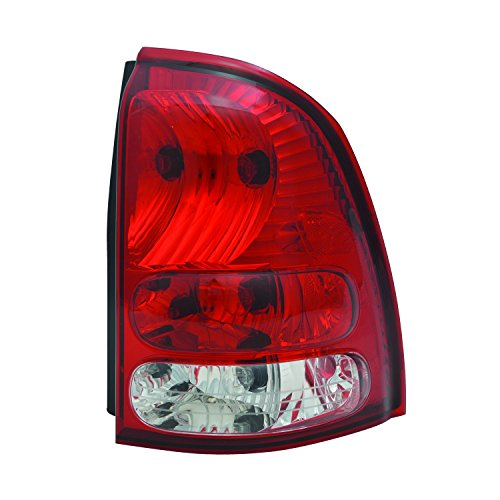 TYC 11-6507-00-1 Compatible with Buick Rainier Right Replacement Tail Lamp