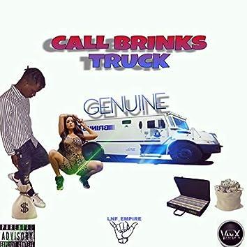 Call Brinks Truck