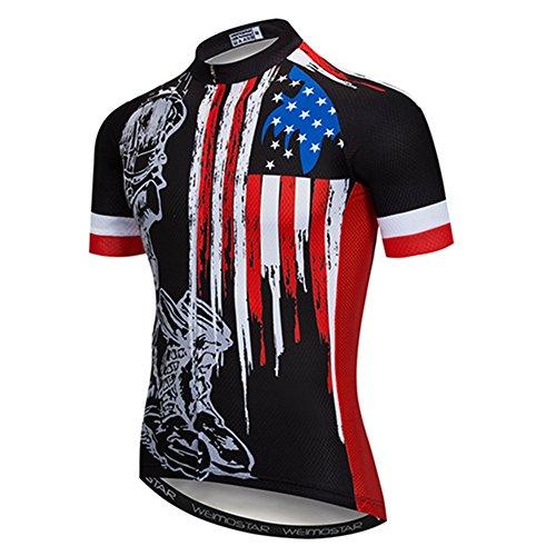 marine corp cycling jersey - 6