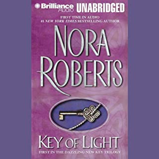 Key of Light audiobook cover art