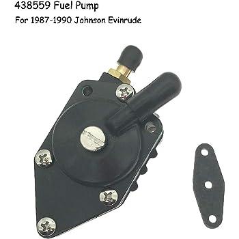 Johnson//Evinrude//OMC//BRP New OEM Fuel Pump Kit 438559 0438559