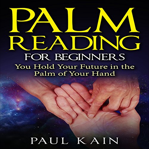 Palm Reading for Beginners audiobook cover art