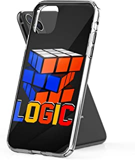 Case Phone Rubik Cube Logic Mathematician (6.1-inch Diagonal Compatible with iPhone 11)