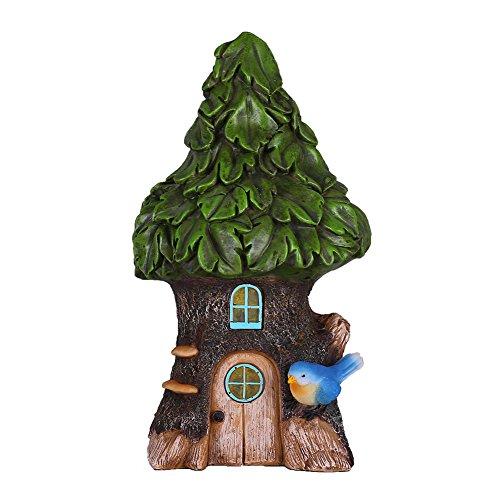 Hannah's Cottage Ornamento del jardín Decoración navideña Decorativos al Aire Libre con...