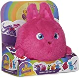 Sunny Bunnies Posh Paws 37430 Large Feature Big Boo Giggle & Hop Soft Toy-25cm (10 Inch)