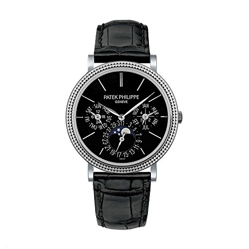 Patek Philippe Grand Complication Automatic 18 kt White Gold Mens Watch 5139G-010