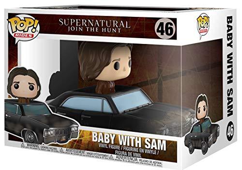 Funko Supernatural POP! Rides Baby with Sam Exclusive Vinyl Figure #46