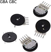 Youngy 5Pieces Replacement Volume Switch for Game Boy GB GBA GBC Motherboard Potentiometer - 1#