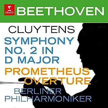 Beethoven: Symphony No. 2, Op. 36 & Prometheus Overture