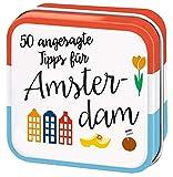 50 angesagte Tipps für Amsterdam | Metropolen entdecken | Reiseführer im handlichen Format (50 angesagte Tipps für.... / 50 Inspirationen für den nächsten Städtetrip!)