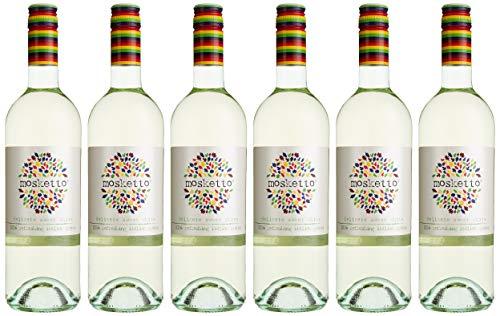 MGM Mondo del Vino Mosketto Bianco (6 x 0.75 l)