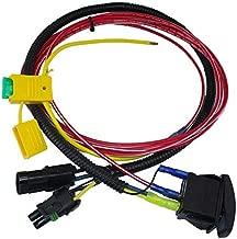 MCSADVENTURES ATV UTV Fan Override Switch Kit For Polaris Ranger RZR 800 900s XP 1000 (Rocker Switch)