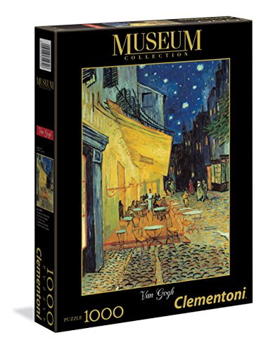 Van Gogh Cafe Terrace At Night - Quality Jigsaw Puzzles 1000 Pieces for Adults