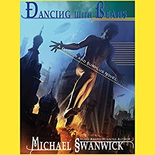 Dancing with Bears audiobook cover art