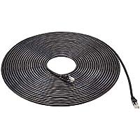 10-Pack Amazon Basics RJ45 Cat-6 50 Feet Gigabit Ethernet Patch Internet Cable