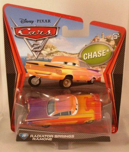 Disney Pixar Cars 2 Movie 155 Die Cast Car Oversized Vehicle #12 Funny CAR Mater