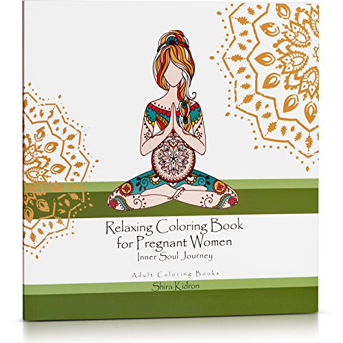 Coloring Books for the Pregnant Mom & Those That Want to...