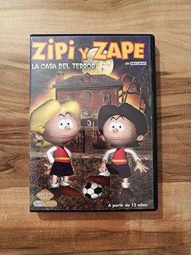 Zipi y Zape: La casa del Terror, CD-ROM