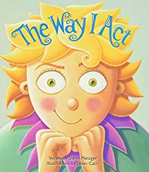 """The Way I Act"" Book for Children"
